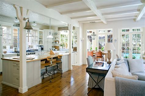 large open plan kitchen family room with plenty of light a chapter ends our home in santa monica is for sale