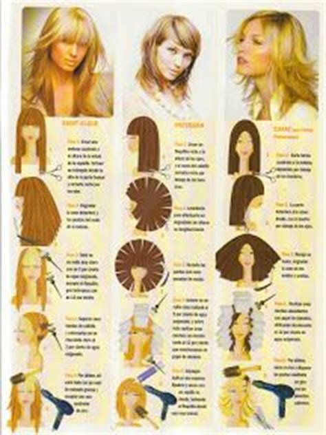 shag haircut diagram shag free engine image for user 17 best images about peluquer 237 a hairdressing on