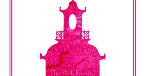 Seprei My Pink Pagoda the pink pagoda created this limited edition pink pagoda giclee in honor of my chinoiserie