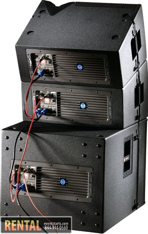Speaker Jbl Line Array rent jbl vrx932lap powered line array speaker eventstarts rental event starts