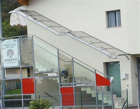 tettoie per scale esterne pensiline copertura scale esterne roof srl