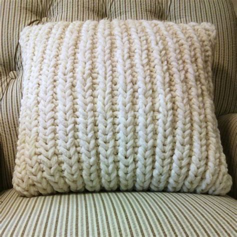 knitting pattern cushion cover 17 best ideas about knitted cushions on
