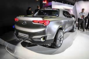 High End Hyundai Hyundai Mulls A High End Performance Truck To Combat