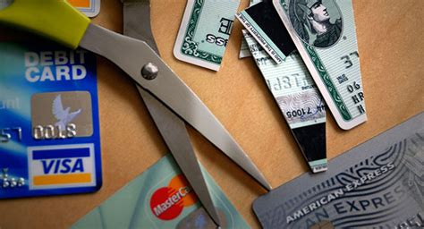My Mastercard Gift Card - the surprising downside of cutting up your credit cards aol finance