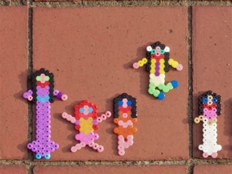 things to do with perler 171 best our summer list images on