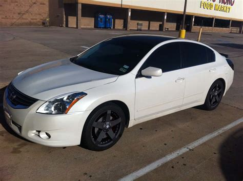 nissan altima custom rims nissan altima custom wheels 18x et tire size r18 x et