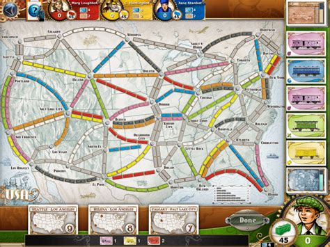 ticket to ride around ticket to ride ipad review board game quest