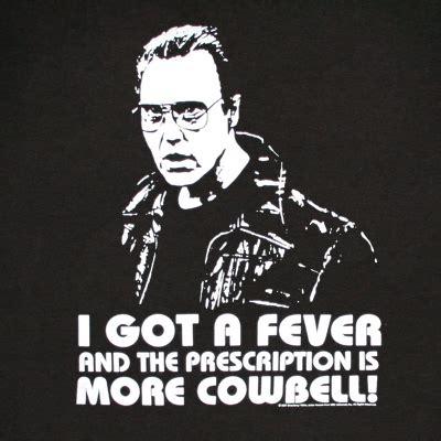 Christopher Walken Cowbell Meme - more cowbell and teaching american humor humor in america