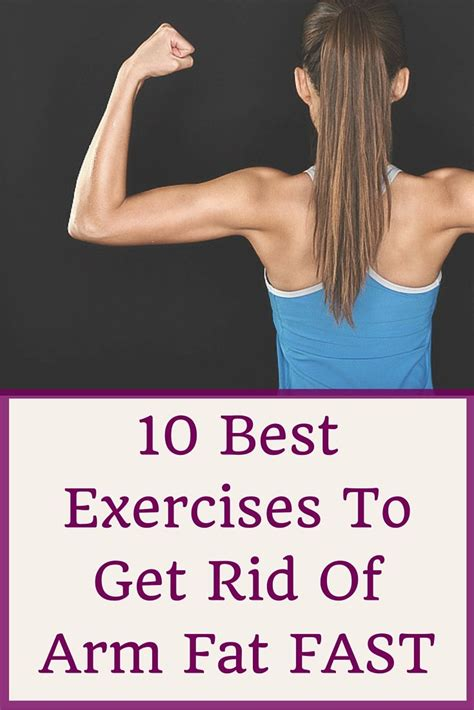 pin by kelli landreth on fitness lose arm weight loss arm