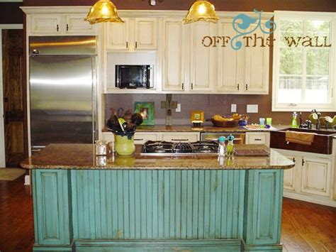 turquoise kitchen island my favorite color future