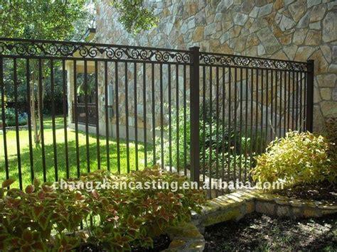 front yard iron fence wrought iron front yard fence wrought iron fencing
