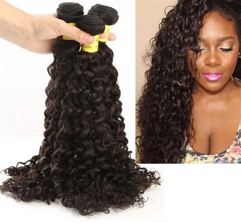 brazilian hair weave pictures brazilian hair kinky straight hair wefts 3 pcs bundle