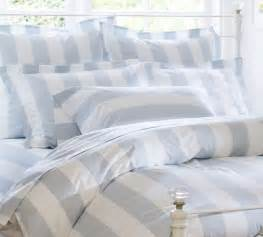 pottery barn linen sheets review pb classic stripe 400 thread count duvet cover sham