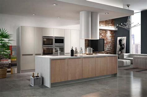 muebles rey coru a chagne high gloss contemporary kitchen stylecraft