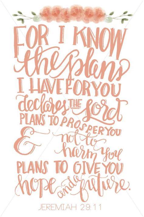 jeremiah 29 11 faith pinterest my life the gospel