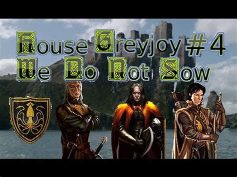 a game of thrones toilet warfare youtube westeros total war 0 53 house greyjoy 4 ramsay feels