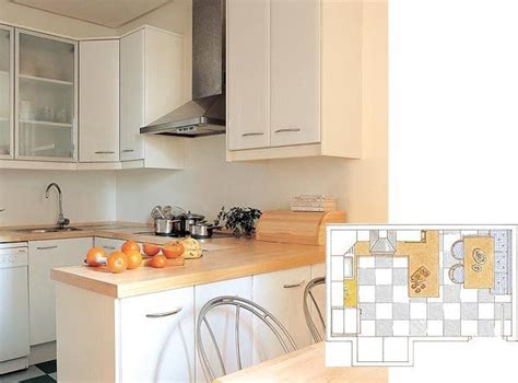 como distribuir la cocina kitchen small  kitchens
