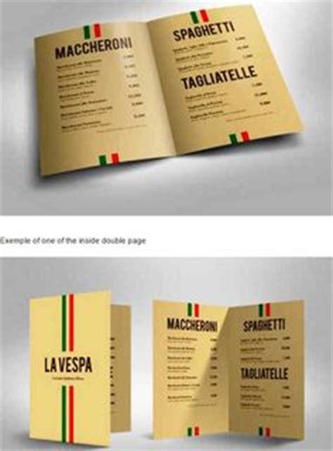 desain brosur kuliner 1000 images about contoh flyer menu cafe dan restoran on