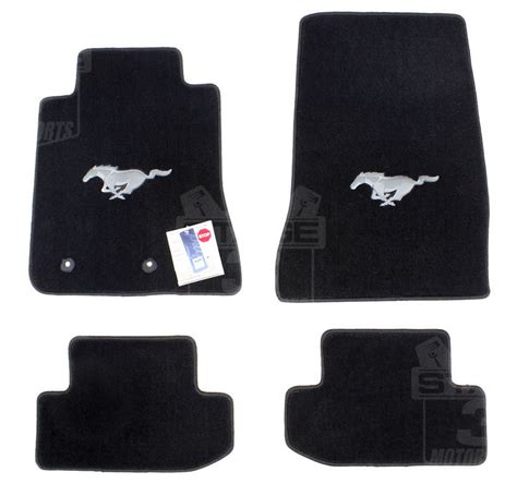 ford mustang floor mats 2015 mustang ecoboost floor mat sets ford mustang