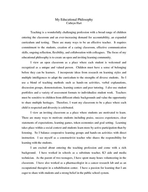 philosophy for as 17 best images about cda on early childhood child development and title page exle