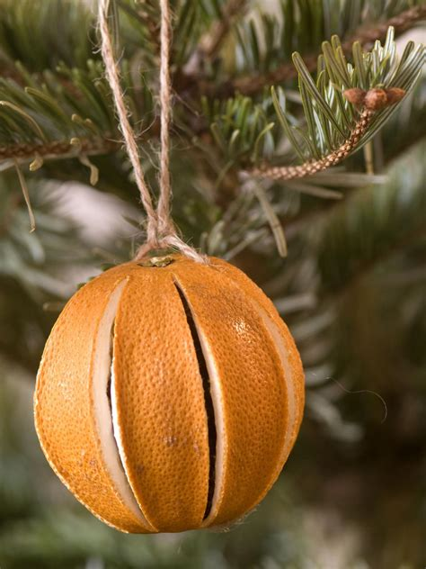 natural christmas tree decorations easy crafts and