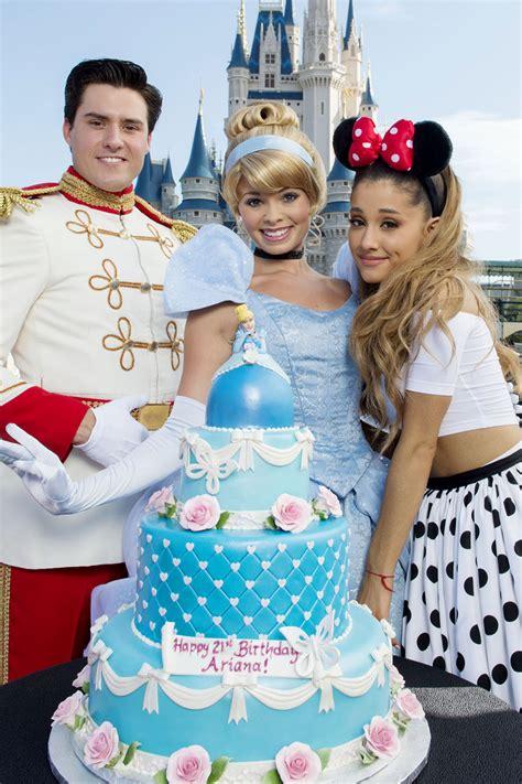 George Bush Birthday by A 21st Birthday Celebration For Singing Superstar Ariana