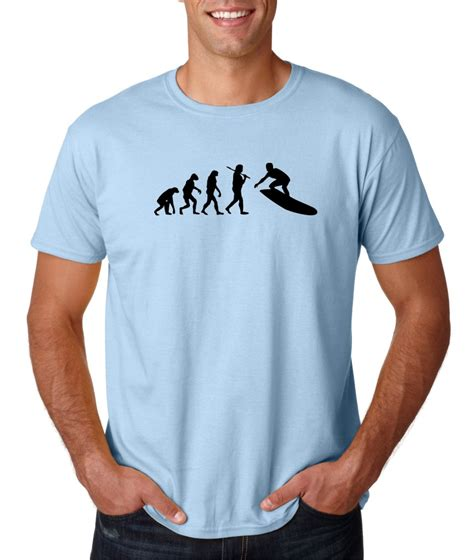 T Shirt Tshirt T Shirt Surfing Kaos Surfing Billabong A5142 mens evolution of surf surfing board t shirt surfboard ebay