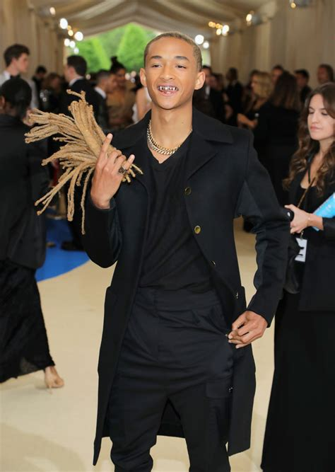 met gala 2017 no jaden smith just no tom lorenzo
