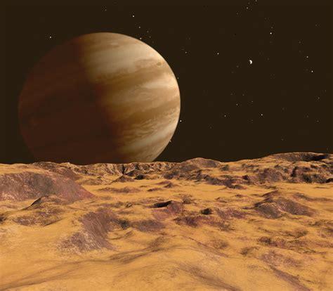 Landscape Jupiter Experience One Spectacular Day In Orbit Around Jupiter