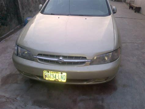 nissan altima 1999 model nissan altima 1999 model up for sale autos nigeria