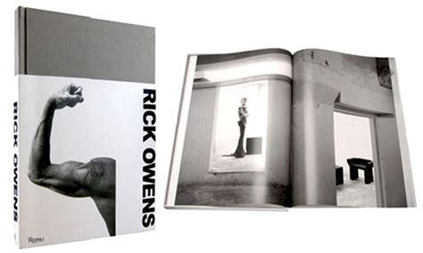 libro rick owens rick owens vogue it