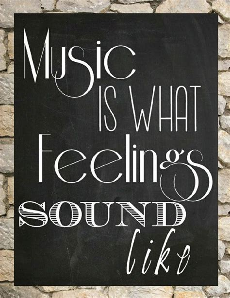 printable quotes about music music chalkboard quote printable