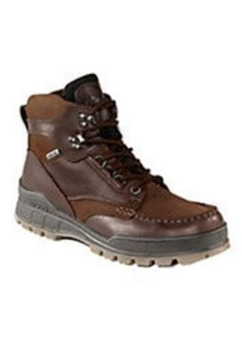 ecco boots ecco ecco track ii high leather ankle boots shoes shop