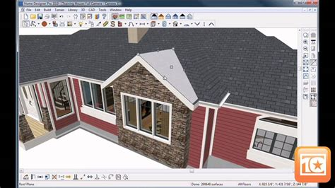 Home Design Software Free Roof Home Designer Software 2012 Top Ten Reviews