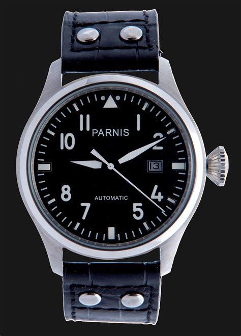 Alexandre Christie Automatic 3024mebssor Silver Jam Tangan Pria parnis automatic silver 47mm jam tangan pria abu abu