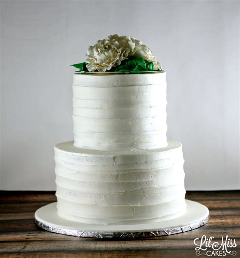 Weddingku Wedding Cake by Rustic Wedding Cake Lil Miss Cakes