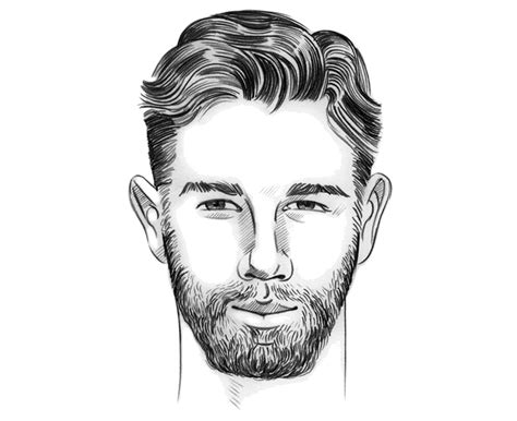 haircut for pear shaped face men how to choose the right haircut for your face shape