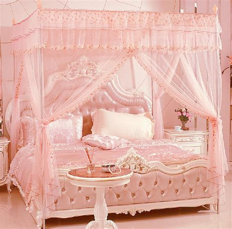 pink beds pink ulzzang via image 2480545 by ksenia l on favim