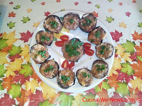 cucinare facile e leggero funghi golosi secondo piatto leggero facile e veloce