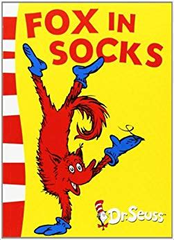0007158475 fox in socks fox in socks green back book dr seuss green back book