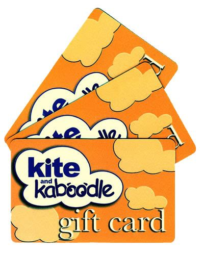 Multiple Gift Cards - kite and kaboodle gift cards