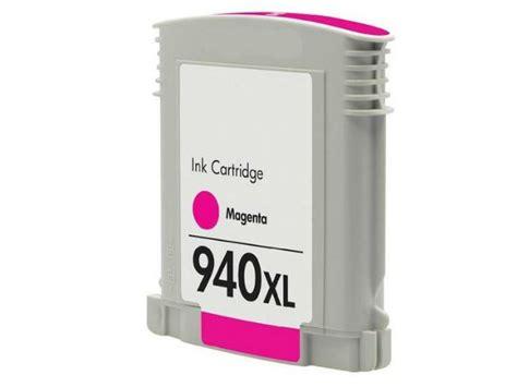 Hp C4908a Magenta hp 940xl c4908a high yield magenta