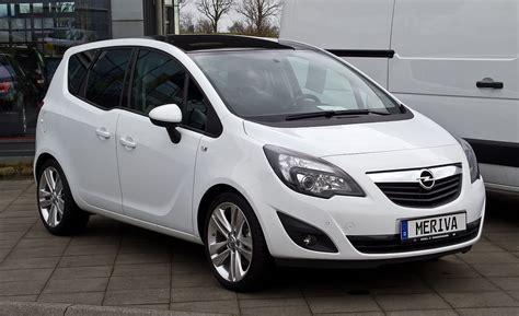 Opel Meriva by Opel Meriva Wikip 233 Dia