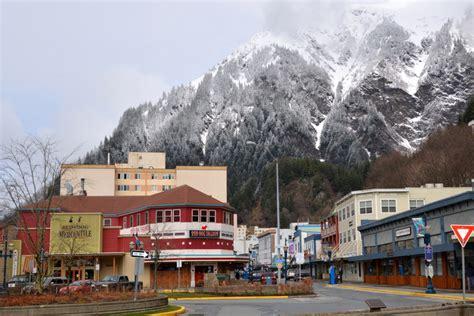 saloon juneau rv crossroads alaska trip sans rv