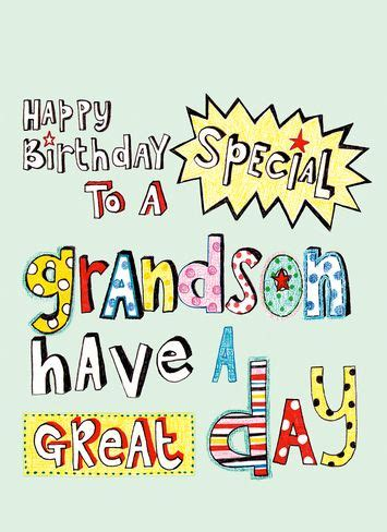 Happy Birthday Grandson Quotes Happy Birthday Grandson Quotes Quotesgram