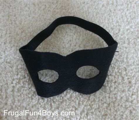 free printable zorro mask make your own quot the lone ranger quot face mask with a free
