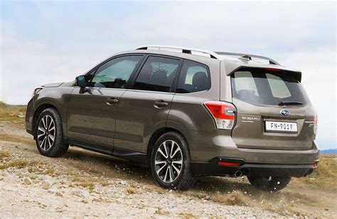 Compare Subaru Forester And Outback by 2015 Subaru Forester Vs 2014 Subaru Forester Autos Post