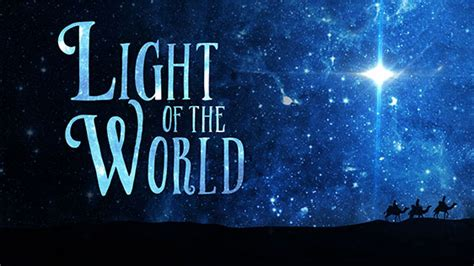 light of the world sermon series sermon graphics