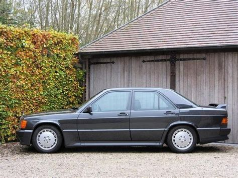 mercedes cosworth for sale mercedes 190e cosworth for sale in pictures evo
