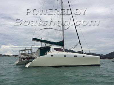 catamaran admiral yacht 1999 phuket boat sales used boats and yachts for sale